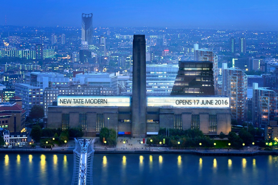 A Bigger and Better Tate Modern to Open in June With Louise Bourgeois Show