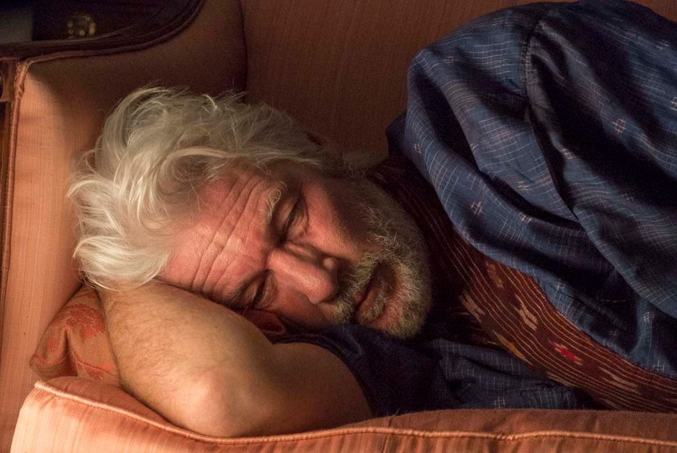 Misery With a Message: Richard Gere Gets Glum in 'The Benefactor'