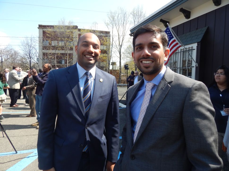 Best Takes the Director's Helm of Passaic County Freeholder Board