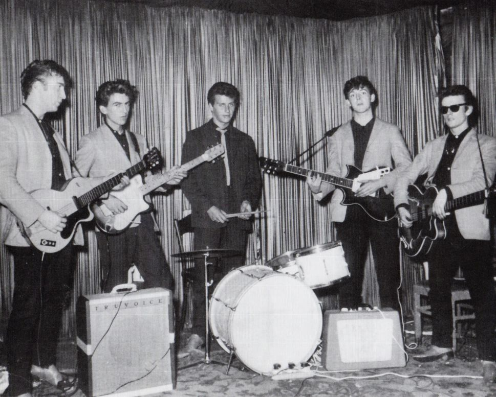 One of These Beatles Could've Been the Next Jackson Pollock (No, Not Pete Best)