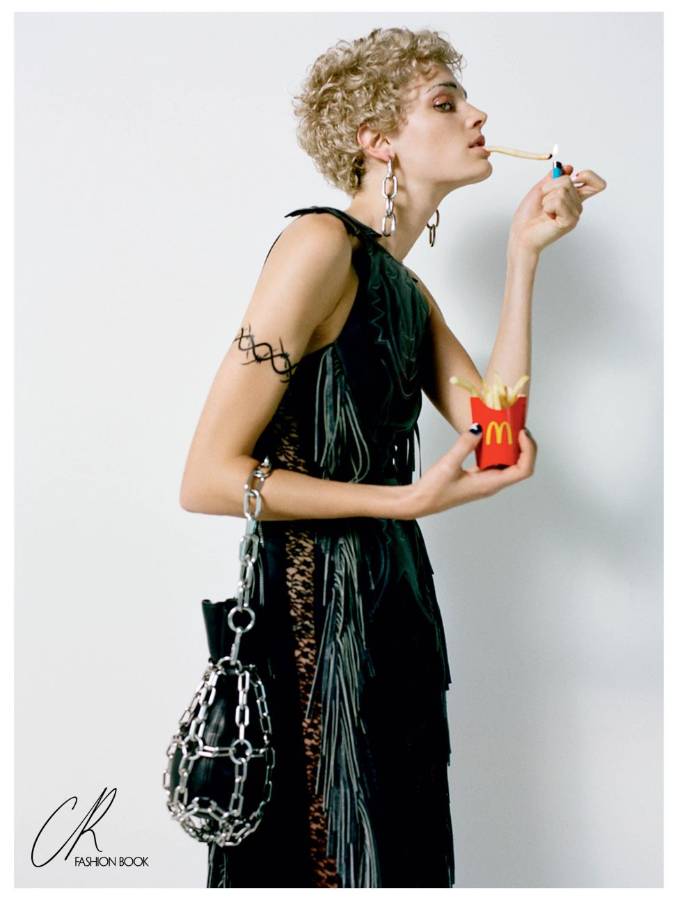 Carine Roitfeld Celebrates the American Girl in CR Fashion Book