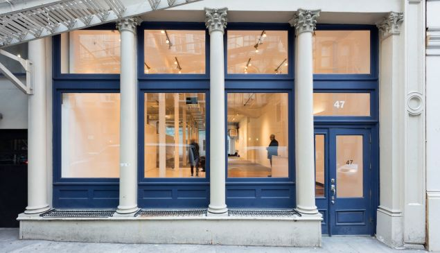 Alexander and Bonin will reopen at its new gallery space at 47 Walker Street in Tribeca in the summer of 2016. (Photo: Alexander and Bonin)