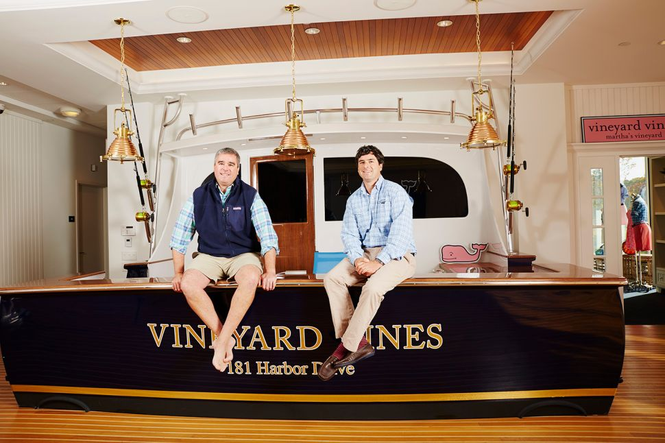Preppy Style Has Gone Mainstream Thanks to Vineyard Vines
