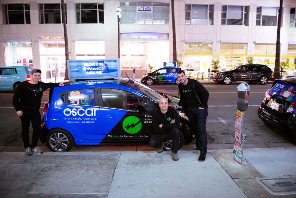 WaiveCar Wants to Be the Robin Hood of Car Sharing