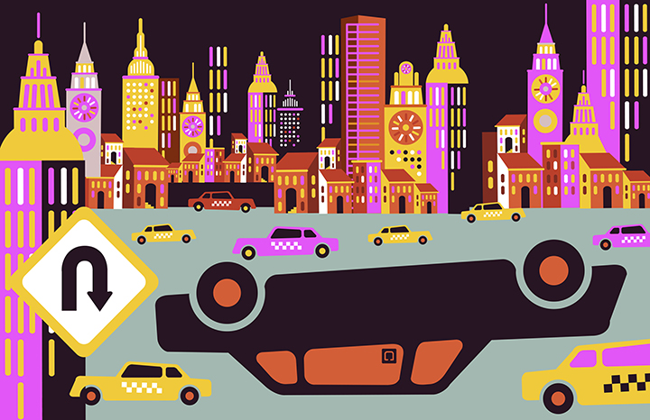 Why Uber Faces a Rough Road Ahead