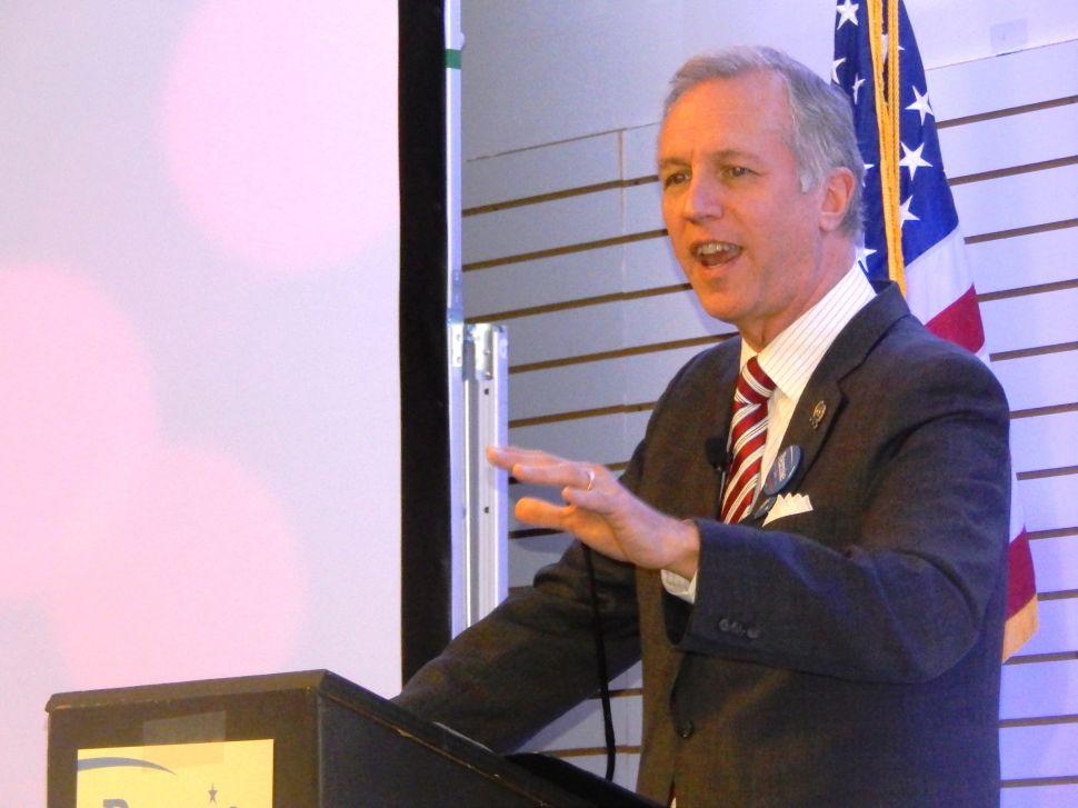 Wisniewski Targets Wall Street in Email Blast Announcing Exploratory NJ Gov. Run