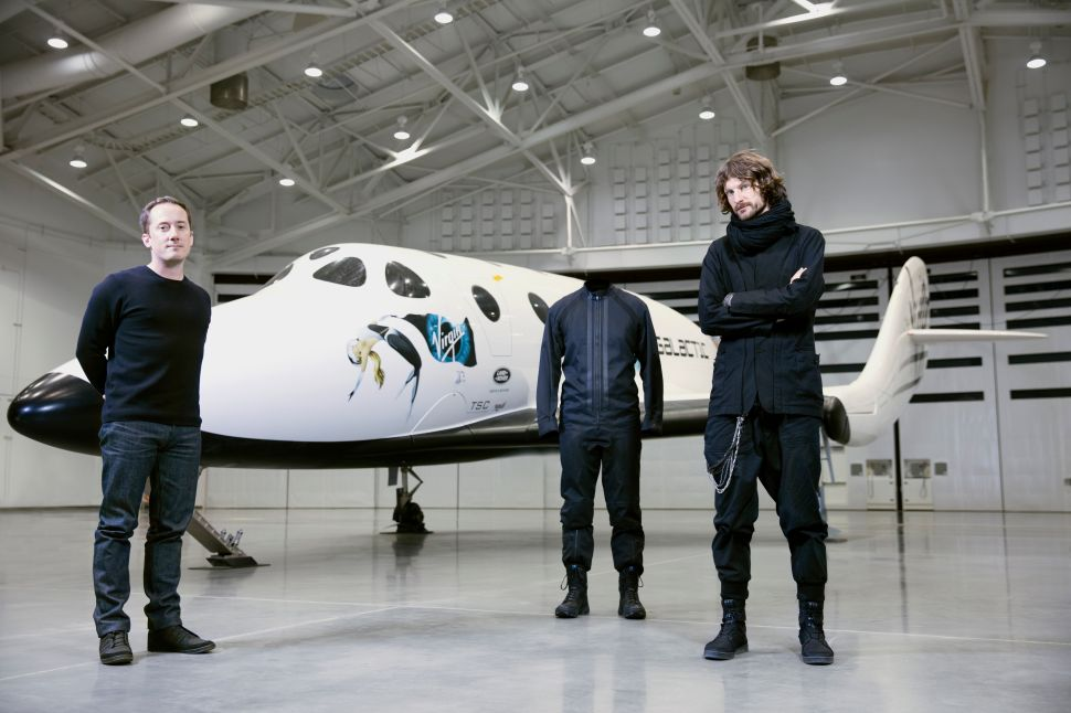 Adidas Is Going to Space With Virgin Galactic