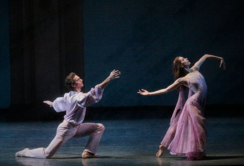 State of the Ballet: Balanchine Then and Now, Jerome Robbins' 'Glass Pieces'
