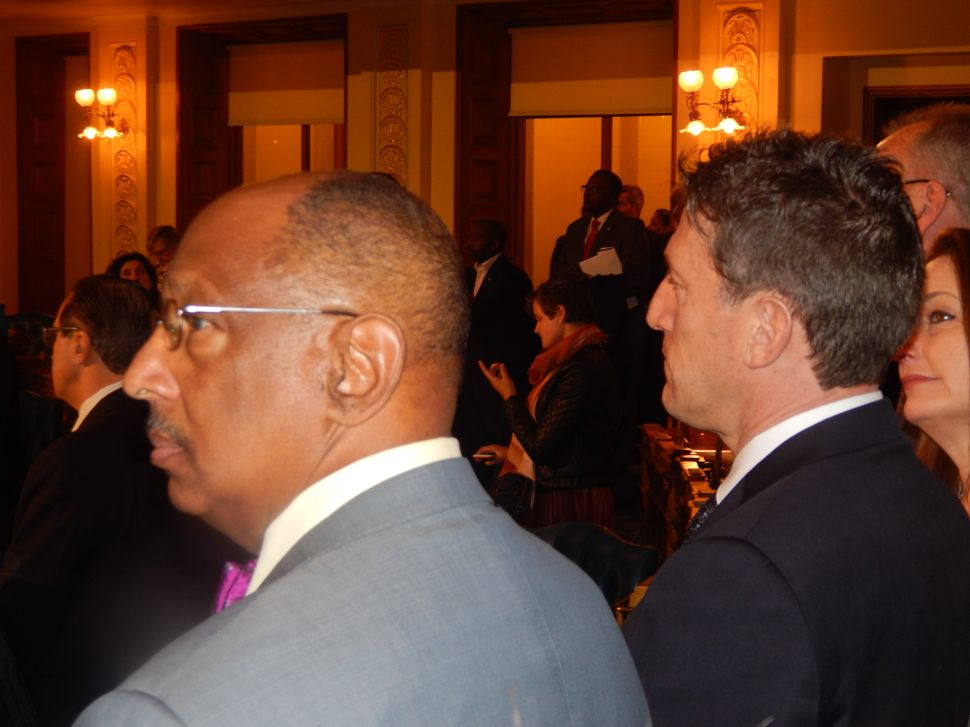 Assemblyman Johnson of Bergen County Endorses Murphy for NJ Governor