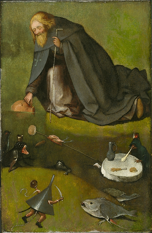 Hieronymus Bosch Found in Kansas City, Egyptian Cartoonist Arrested—and More