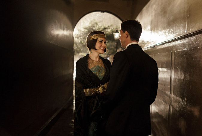 'Downton Abbey' 6×06 Recap: Downtonception