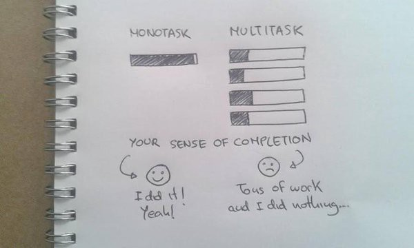 Multitasking Is Killing Your Brain