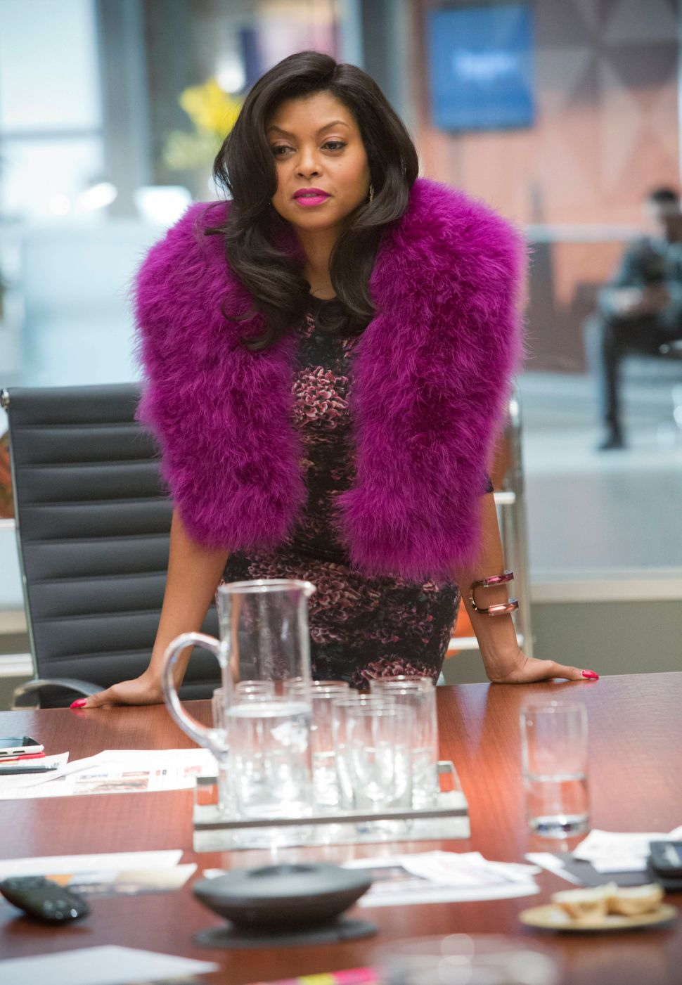 The Empire's New Clothes: How Cookie Lyon Wears Fierce Furs