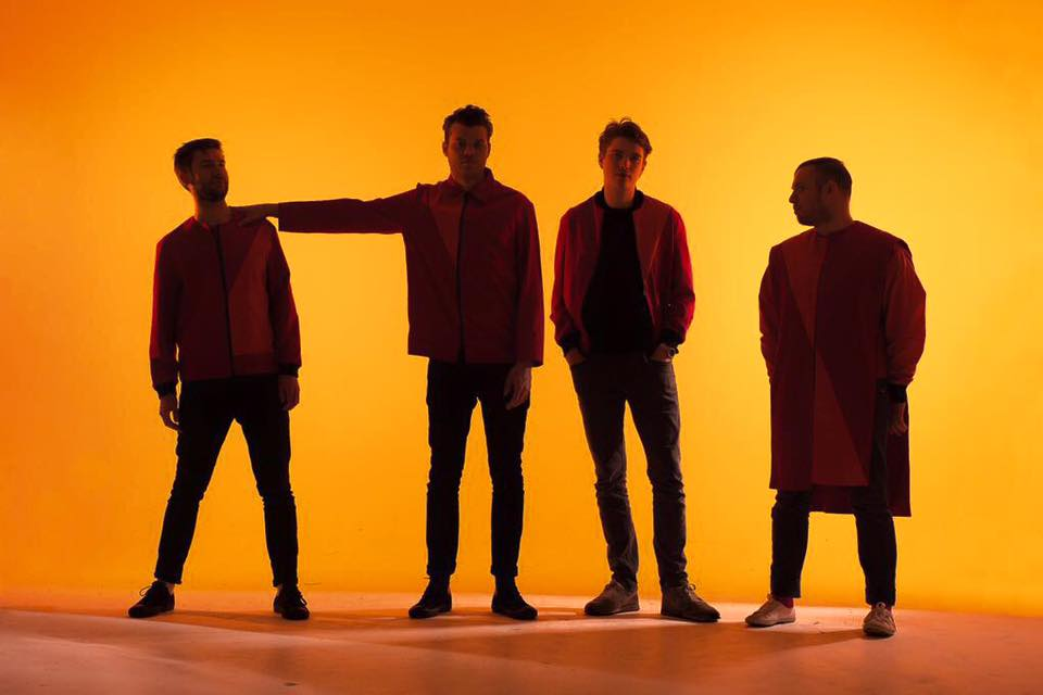 Everything Everything: The Perfect Soundtrack for Deeply Weird Times