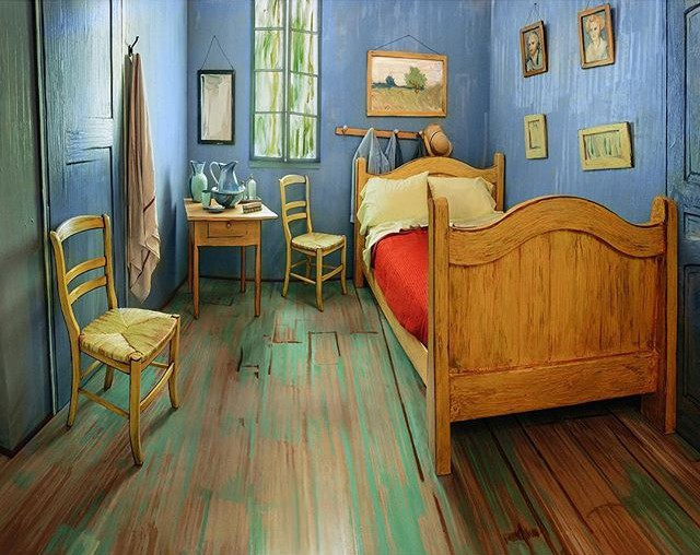 Van Gogh's Bedroom for Rent on AirBnB, Barbie Goes on View in Montreal—and More
