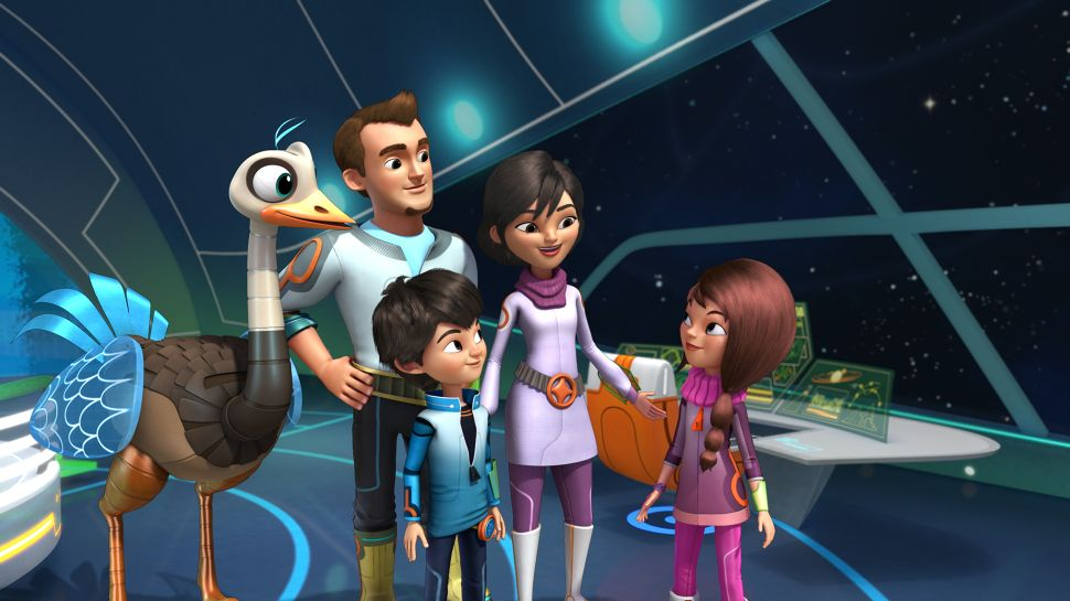 Disney's 'Miles from Tomorrowland' Fueled by 'Star Wars' and 'Star Trek' DNA