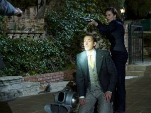 James D'Arcy and Hayley Atwell in Marvel's Agent Carter.