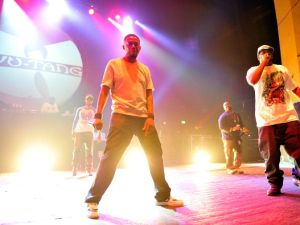 Artist Jason Koza is suing Wu-Tang Clan for copyright infringement. (Photo by Matt Kent/Redferns via Getty Images)