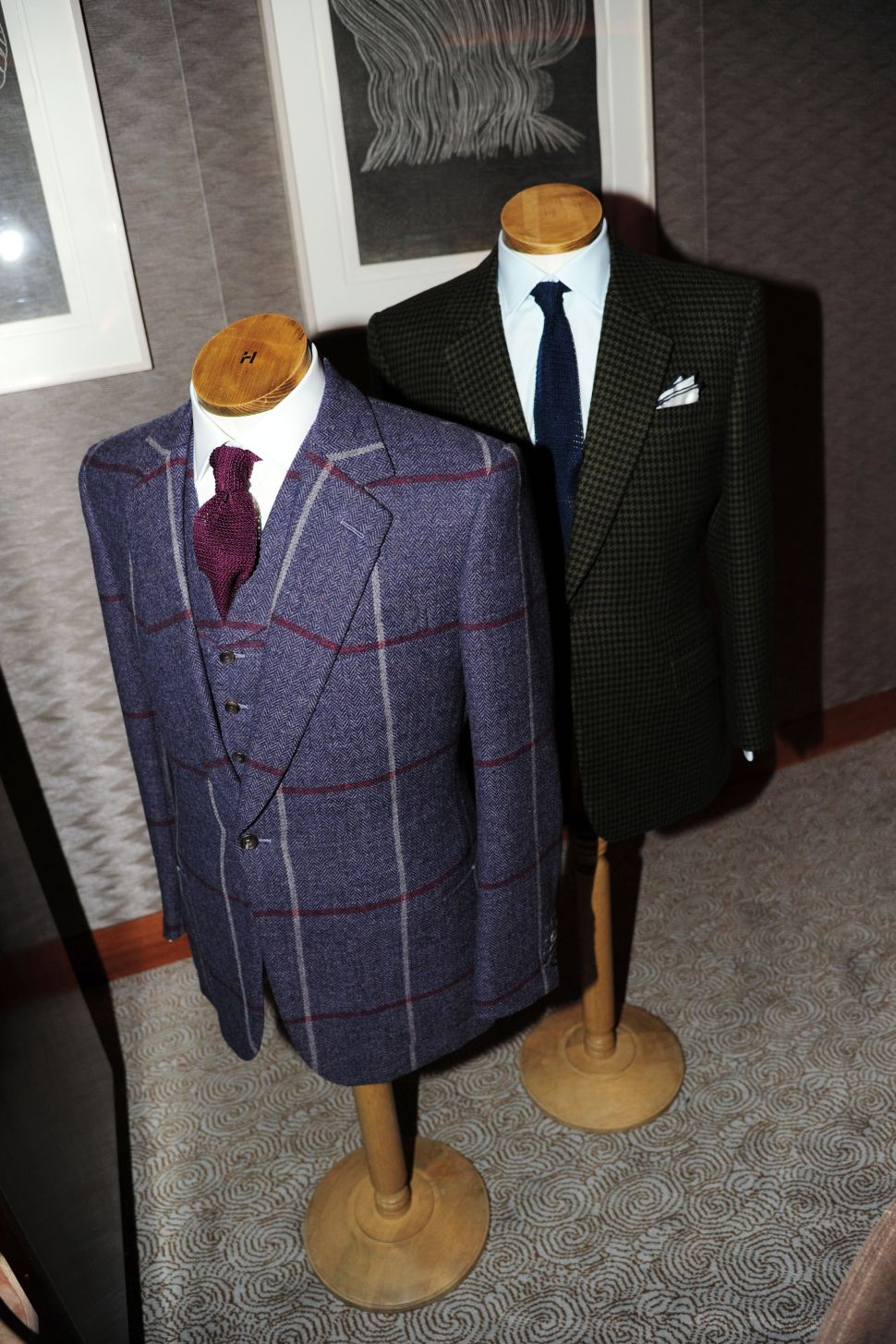Huntsman Is First Savile Row Tailor to Arrive in New York