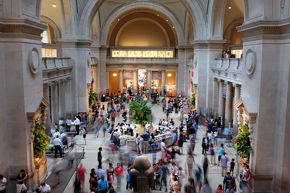 Favoritism, Lack of Transparency Plague Met Museum: Report