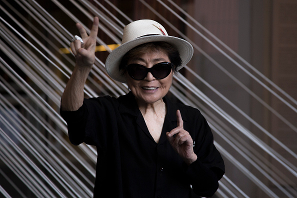 Yoko Ono Reveals '25 Things' About Her Life, Artist to Bury a Boeing Jet—and More