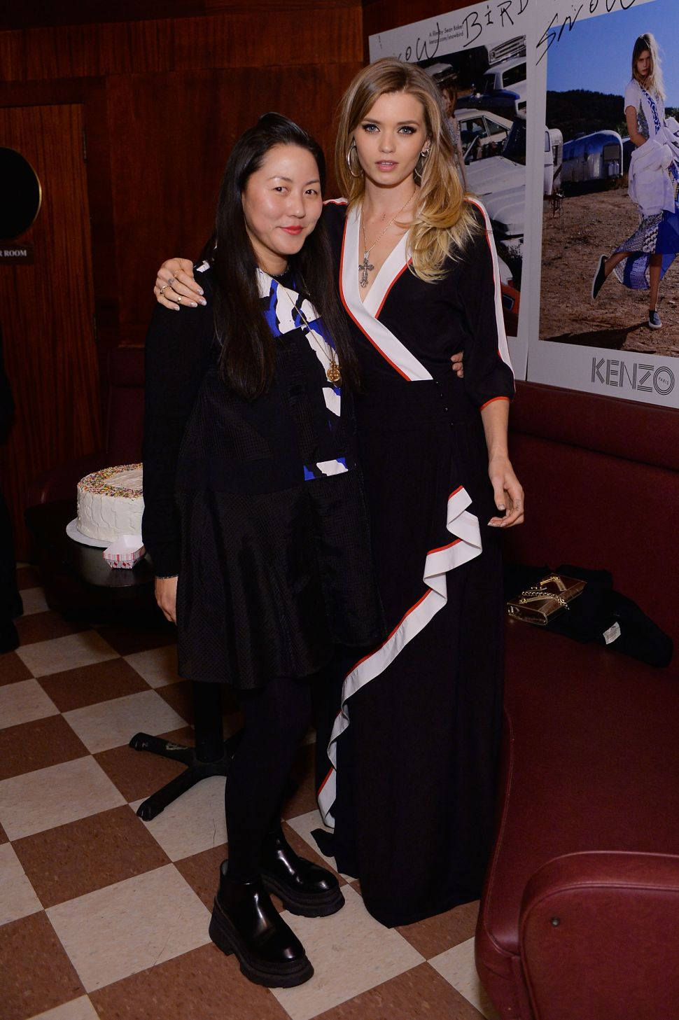 Fashion Film Face Off: Kenzo vs. 10 Crosby Derek Lam