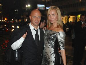 Keith Rubenstein and Inga Rubenstein. (Owen Hoffmann/Patrick McMullan)