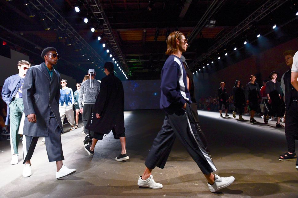 An Exclusive First Look at Men's Fashion Week Shows Before They Hit the Runway