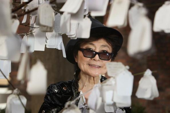 Yoko Ono's 'Wish Tree' Comes to Japan Society for Fukushima Disaster Anniversary