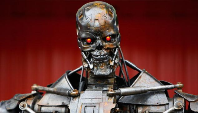 The Terminator thinks your art is derivative.
