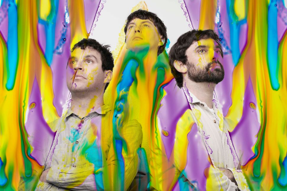 How Animal Collective Harnessed Its Primal Instincts for 'Painting With'