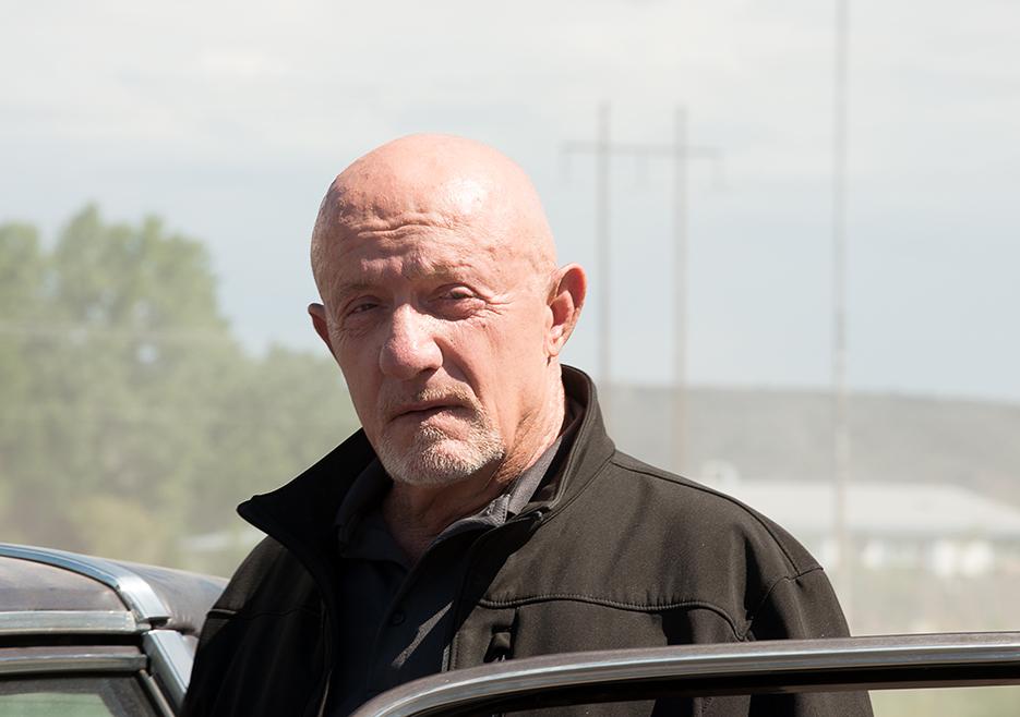 'Better Call Saul' Recap 2×02: Mike Drop