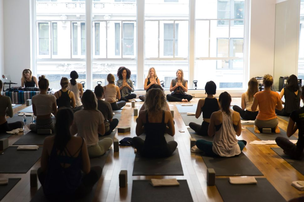 SereneHouse Is the Place to See, Be Seen and Get Zen During NYFW