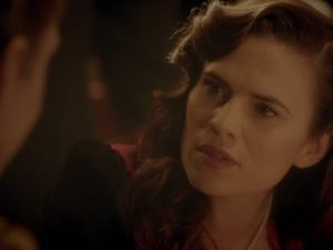 Hayley Atwell in 'Agent Carter.' (Photo: Twitter)