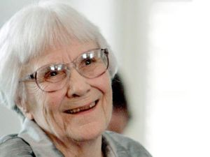 Author Harper Lee died this morning at age 89.