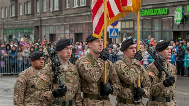 Estonia Wants More NATO Troops—But Only If They Aren't Black