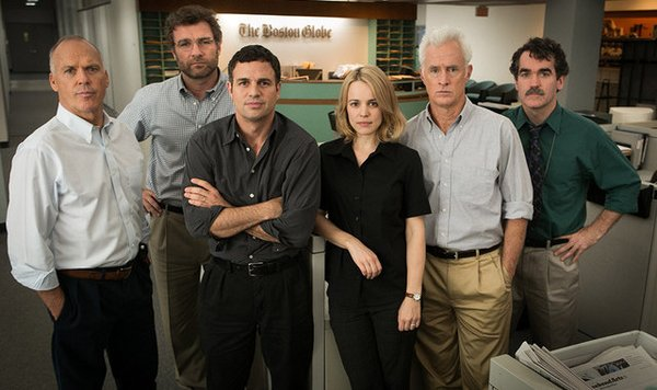 Oscars Put Investigative Journalism in the 'Spotlight'