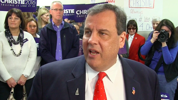 Report: Christie to Drop out of Prez Race