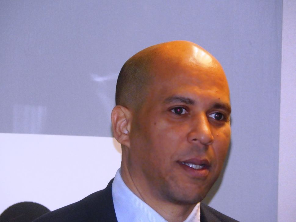 Rice on Booker for VP: 'It Will Never Fly Nationally'