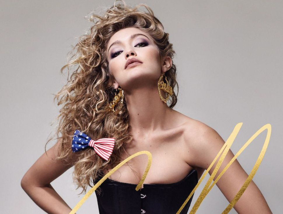 Gigi Hadid Covers CR FASHION BOOK