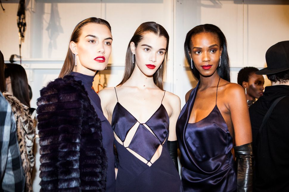 Cushnie et Ochs Are Refining Their Brand, Beginning With Fall 2016