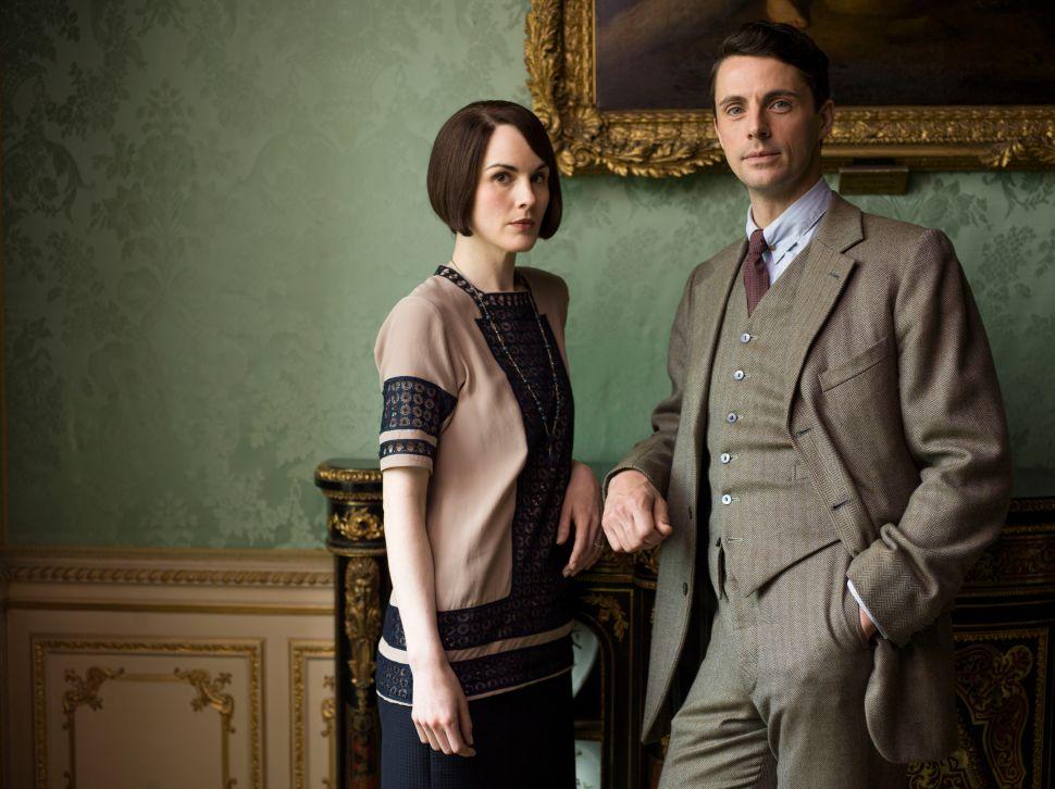 'Downton Abbey' 6×08 Recap: Tying the Not