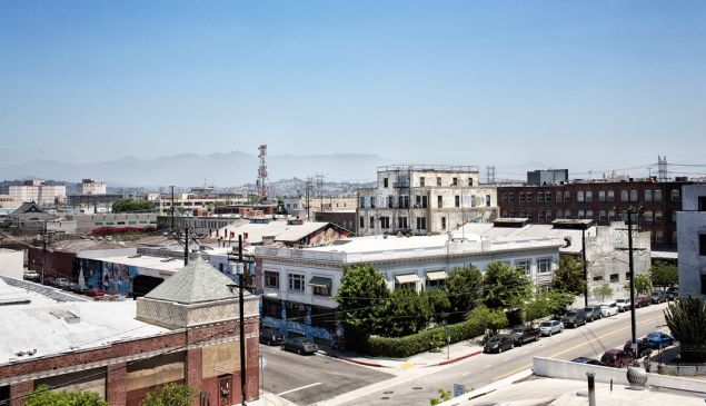 Hauser Wirth & Schimmel's forthcoming Los Angeles campus. (Photo: hauserwirthschimmel.com)