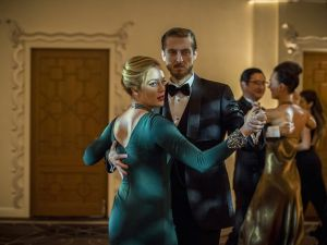 A tango for two on DC's Legends of Tomorrow