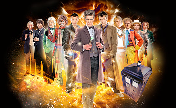 Doctor Who: Who's the Best Who?