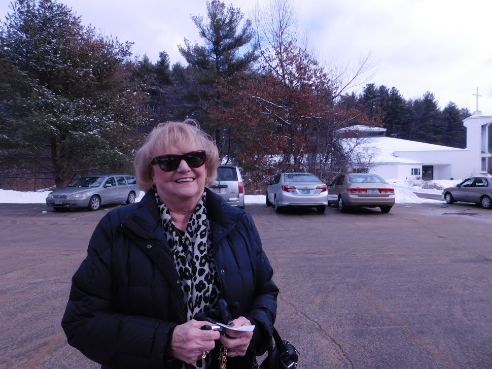 NH Voter: 'I Don't Know Anyone Voting for Christie'