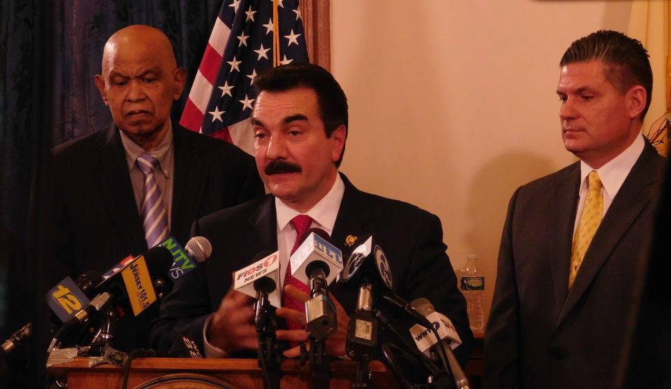 Prieto Says Christie's Budget Address Made Him 'Hotter Than a Baked Potato'