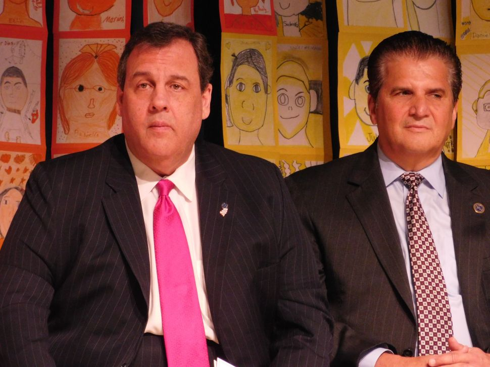 Petition Calling for Christie's Resignation Balloons