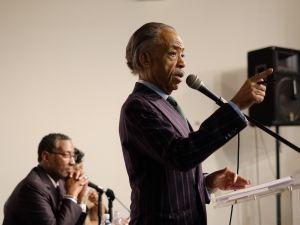 Rev. Al Sharpton.