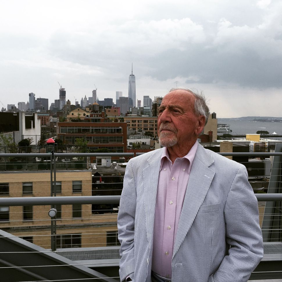 A Final Curtain Call for Edward Parone, Mentor to Bards